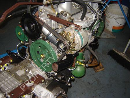 Ricostruzione motore DV